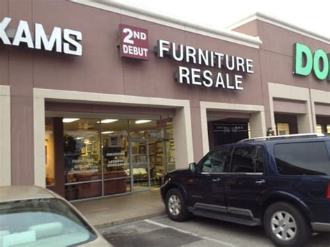 Furniture Resale Houston by 2nd Debut Furniture Resale Westchase Houston Tx Yelp