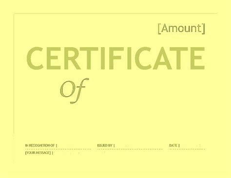 celebration gift certificate template beautiful printable gift