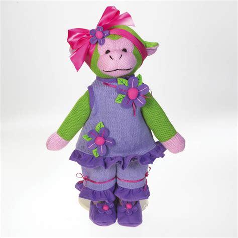 Monkey Knits knit monkey