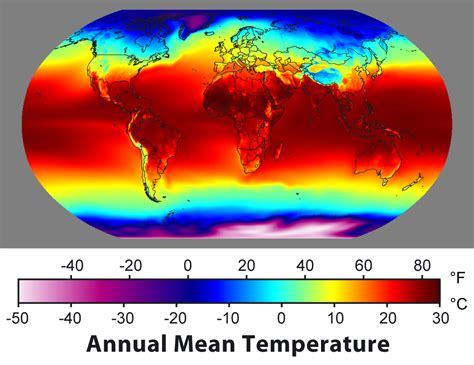 what is the normal temperature for a file annual average temperature map jpg