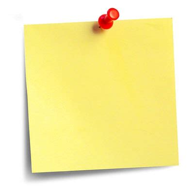 5 Smart Ways To Use Sticky Notes Sticky Note Template