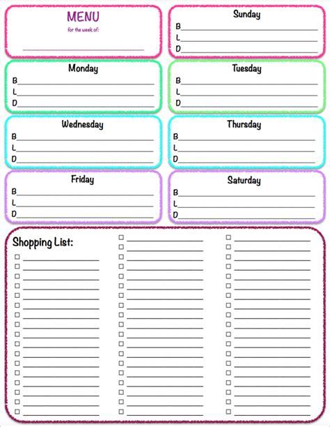 month meal planner template oyle kalakaari co