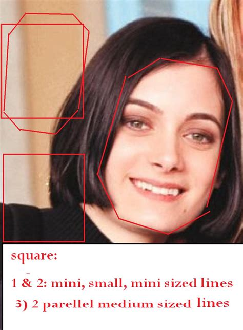 what face shape is haley barry haley hudson face shapes 101