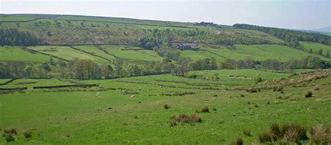Location Grange by Where Thrushcross Grange Would Lie