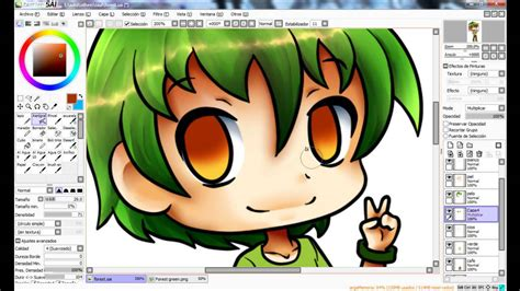 paint tool sai using mouse speedpaint drawing with mouse paint tool sai