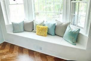 Bay Window Seat Cushions Building A Window Seat With Storage In A Bay Window Pretty Handy