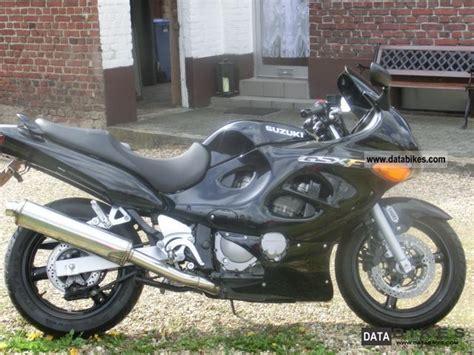 2004 Suzuki Motorcycle 2004 Suzuki Gsx 750f