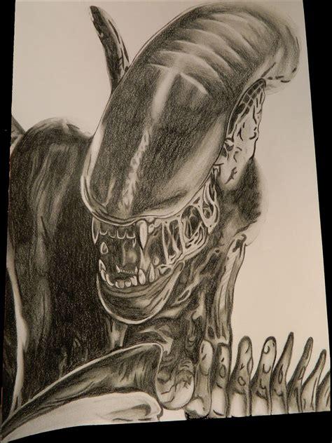 vs predator drawings avp how to draw xenomorph drawing from vs
