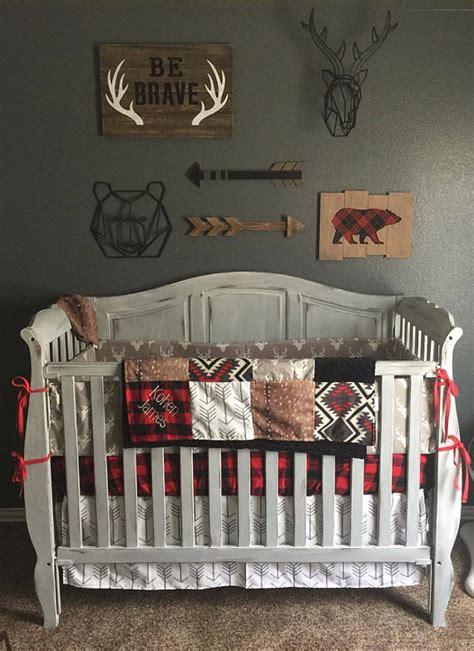 Deer Themed Crib Bedding 21 Ideas For A Woodland Themed Nursery