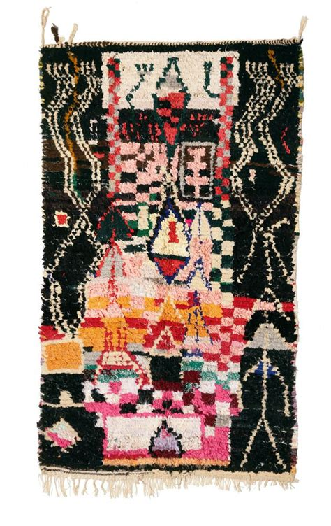 rag rug history the history of morocco s modern boucherouite rugs rugs and rag rugs