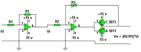 transistor c2073 caracteristicas teoria pid