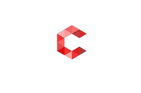 Letter C logo ~ Logo Templates ~ Creative Market C- Logo