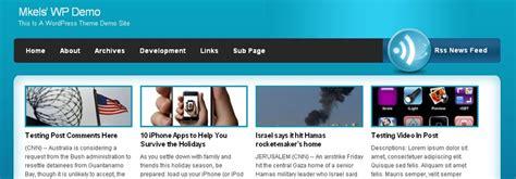 wordpress free hi tech themes free templates zone free joomla templates web templates