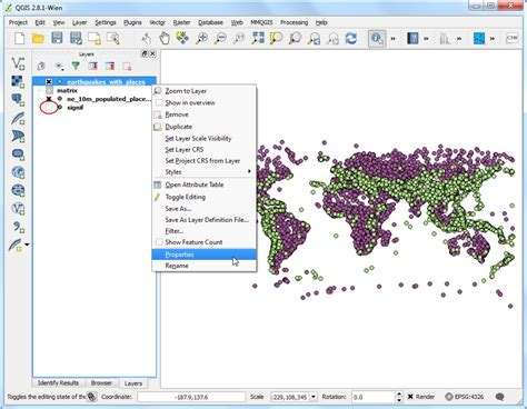 qgis routing tutorial nearest neighbor analysis qgis tutorials and tips