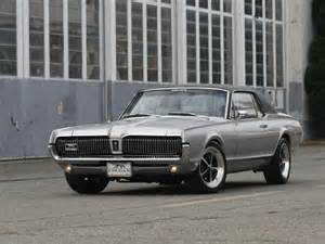 1967 mercury cougar only the beginning