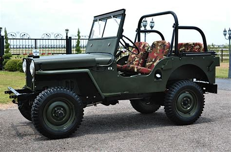 49 Willys Jeep Appropriate For The Weekend 49 Willys Jeep Mint2me