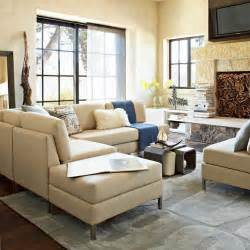 sectional in living room how to furnishing your modern home with sectional living