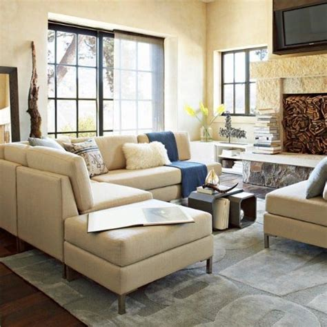 How To Furnishing Your Modern Home With Sectional Living Living Room Sectional Furniture Sets