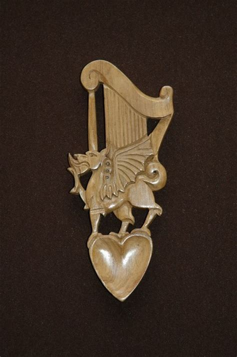 lovespoon 316 [spoon316]   £33.00 : Welsh love spoons The