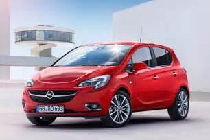 2015 Opel Corsa Opel Corsa 2015 Mediacar