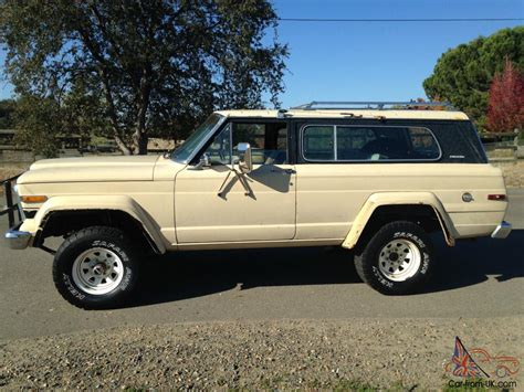 jeep chief for sale jeep cherokee chief