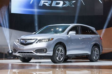 Acura Rdx 2018 Redesign by 2018 Acura Rdx Redesign Auto Car Update