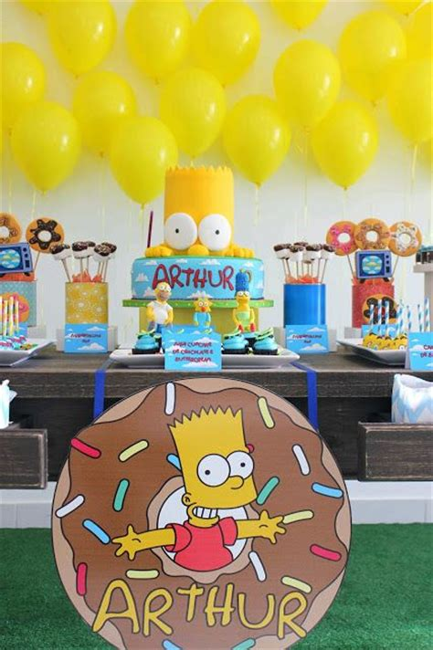 imagenes de happy birthday de los simpson 25 best ideas about simpsons party on pinterest