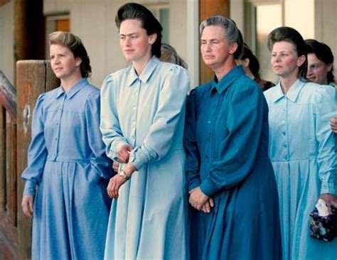 mormon hairstyles polygamists pompadour clothes to wear to court
