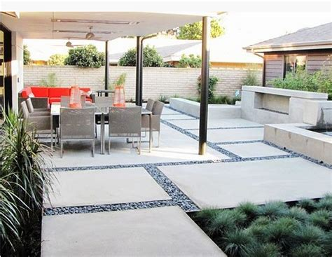 Modern Patio Kelsh Backyard Pinterest Modern Patio Outdoor Patio Design Pictures