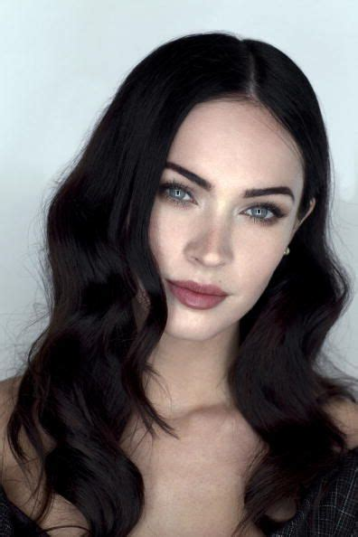megan foxs makeup how to get her skin bold lip exact look megan fox i absolutely love her natural makeup looks and