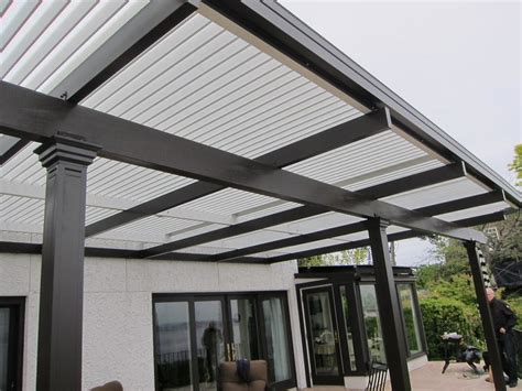 American Louvered Roofs/ Patio covers   Lake Forest Park