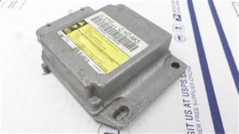airbag deployment 2004 gmc canyon user handbook service manual airbag deployment 2004 gmc sierra 3500 engine control service manual airbag