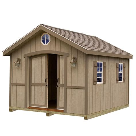 Wood Shed Kits