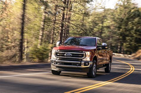 2020 Ford Duty 7 0 V8 by 2020 Ford Duty To Feature Several Upgrades And New 7