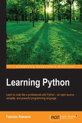 learning with python books learning python ebook by fabrizio romano 9781785284571