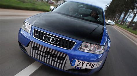 Audi S3 Turbo audi s3 3 2 turbo 800ps amazing acceleration