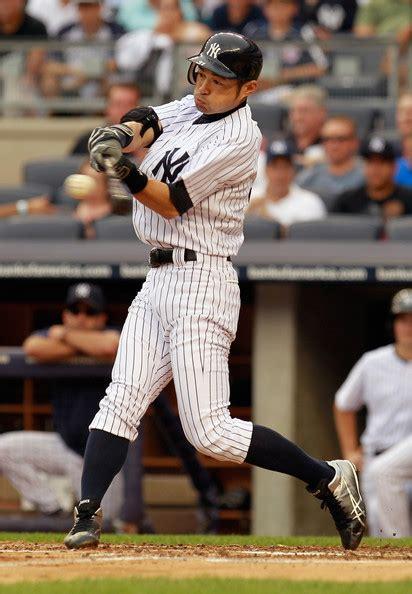Yankees Ichiro Suzuki by Ichiro Suzuki Pictures Baltimore Orioles V New York