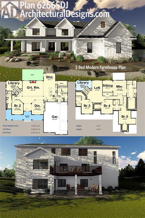 4 bedroom farmhouse plans best 25 modern farmhouse plans ideas on