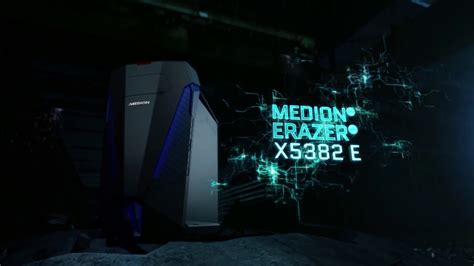 Fla Maxy das ultimative gaming kraftpaket medion erazer x5382 e