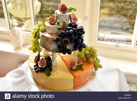 Wedding Cakes Made Of Cheese by Wedding Cake Cheese Cake Stock Photos Wedding Cake