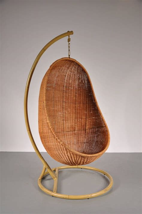 Wicker Hanging Chair Attributed To Nanna Ditzel Circa | wicker hanging chair attributed to nanna ditzel circa