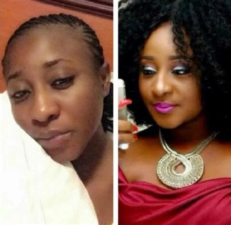 ine edo nigerian actor nollywood actress ini edo s new look will make you lick