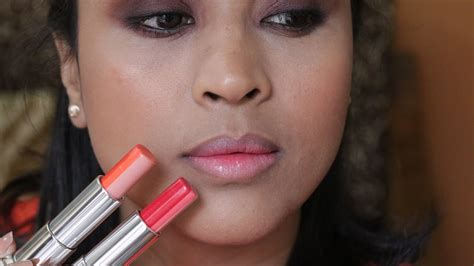 Maybelline Lip Flush Bitten Lip impressions maybelline lip flush just bitten