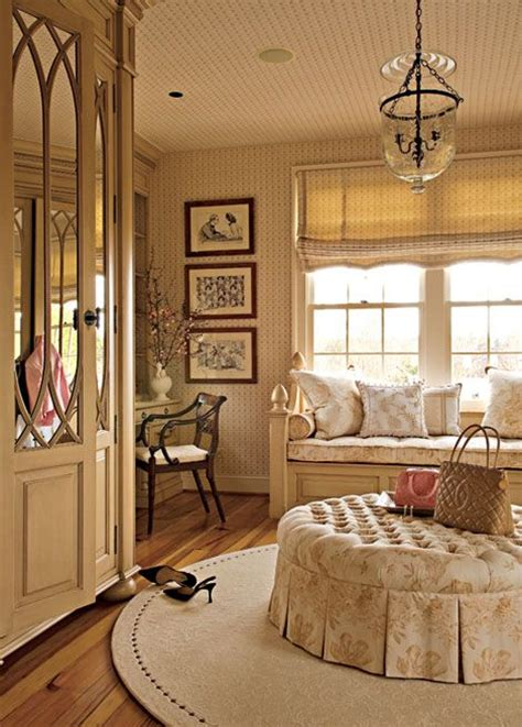round dressing room ottoman barry dixon designed this dressing room design tip from