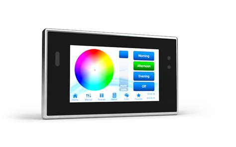 touch screen lighting control panel touch screen lighting control panel lighting ideas