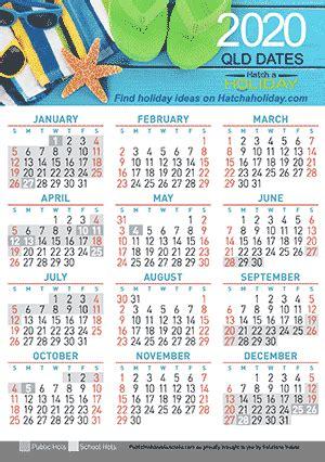 queensland school term   school holidays calendar