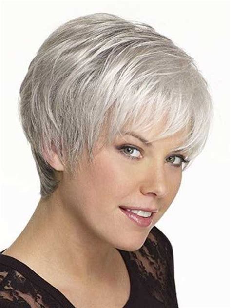 picture of precision grey hair haircut 17 best ideas about pictures of short hairstyles on
