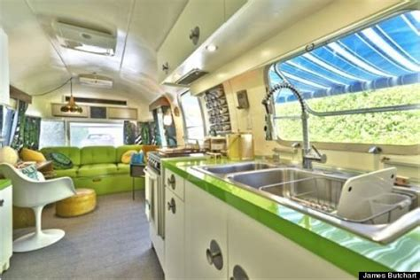 refurbished airstreams for sale adorable vintage trailers bring style to simple living
