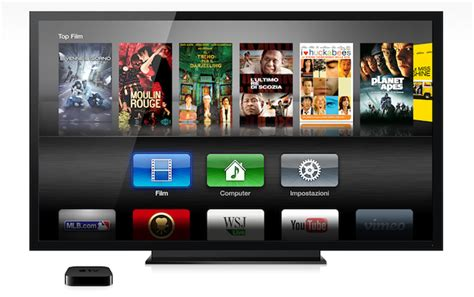 aggiornare libreria itunes aggiornamenti minori per il software della apple tv e per