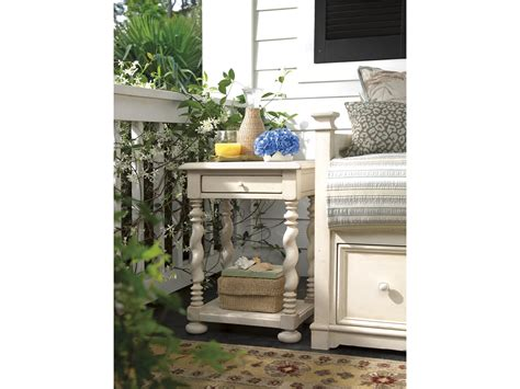 universal furniture paula deen home sweet tea side table